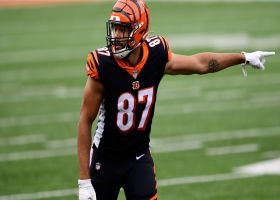 Fantasy starts, sits for Bengals-Browns on 'TNF'