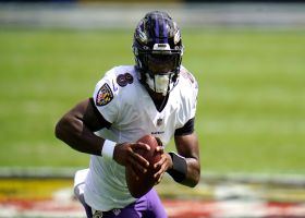 Burleson: Lamar Jackson is the 'most complete' QB in the NFL