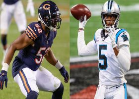 Stacey Dales highlights players to watch for in Bears-Panthers