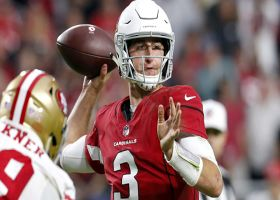 Watch Rosen's entire game-winning drive