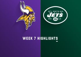 Vikings vs. Jets highlights | Week 7
