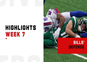 Every game-changing play by the Bills' defense | Week 7