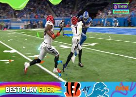 Best Play Ever: Joe Mixon's 40-yard catch and run TD | 'NFL Slimetime'