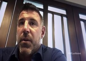NFL at Home: Mike Vrabel opens up on privilege, listening in locker room