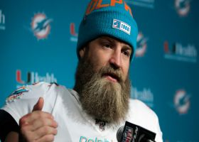 Garafolo: Flores would not speculate if Fitzpatrick will return for season opener
