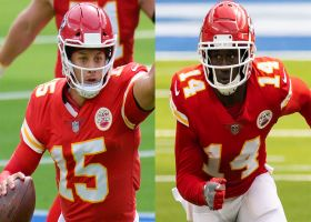 Chadiha: One factor that could make it a 'tough go' for Chiefs vs. Ravens