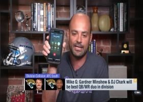 Jags GM Dave Caldwell makes impromptu 'GMFB' appearance