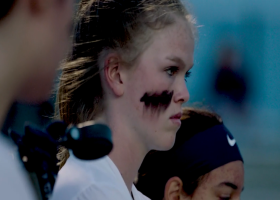 Trailer for Jets' documentary series, 'EmpowHER - Jets Girls Flag Football All Access'