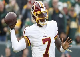 Casserly: What Haskins must prove to win starting job