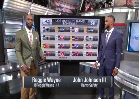 NFL Network's Reggie Wayne predicts every result on the Los Angeles Rams' 2019 schedule