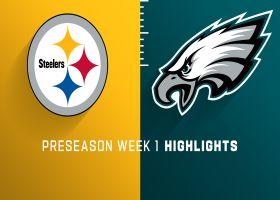 Steelers vs. Eagles highlights | Preseason Week 1