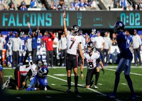 Younghoe Koo drills 40-yard FG to give Falcons a walk-off win