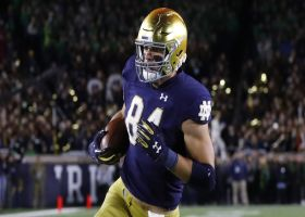 Matt Nagy: How Cole Kmet will impact Bears' offense