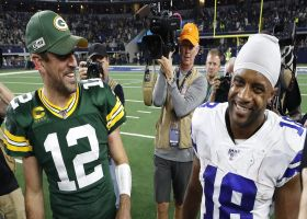 Randall Cobb tweets he's 'coming home' after reports of Packers seeking trade