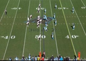 Nick Foles drops dime to Allen Robinson for 23-yard gain