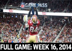 Full NFL Game: Chargers vs. 49ers - Week 16, 2014   NFL Game Pass