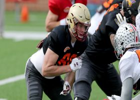 Dolphins select Hunter Long with No. 81 pick in 2021 draft