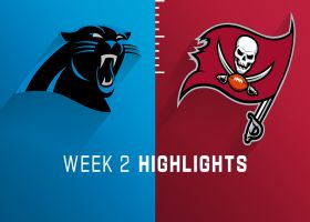 Panthers vs. Buccaneers highlights | Week 2