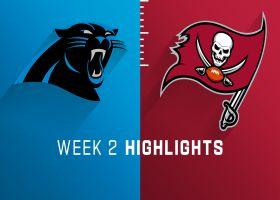 Panthers vs. Buccaneers highlights | Week 2
