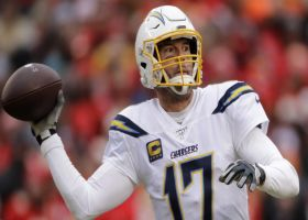 David Carr: We'll see 'better version of Philip Rivers' in Indy