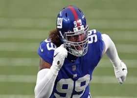 Rapoport: Giants 'committed' to working on long-term deal with Leonard Williams