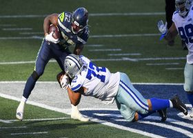 Pelissero: Chris Carson could be ready to play against Miami after minor knee sprain