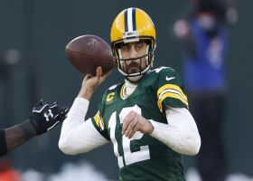 Aaron Rodgers rips 24-yard hole-shot throw to Marquez Valdes-Scantling