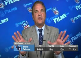 Baldinger: How Titans' front seven wreaked havoc vs. Mahomes