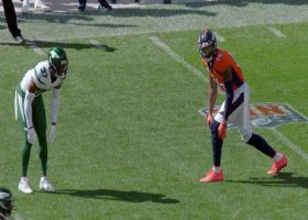 Mic'd Up: Listen to Courtland Sutton in Broncos' win over the Jets | Week 3