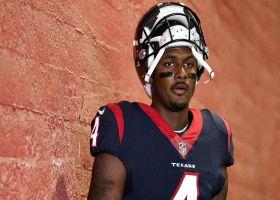 Rapoport: Deshaun Watson reported to Texans training camp Sunday