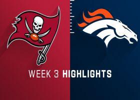 Buccaneers vs. Broncos highlights | Week 3