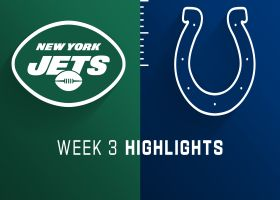 Jets vs. Colts highlights | Week 3