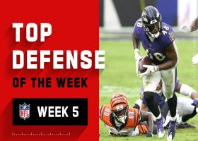 Top defensive plays of the week | Week 5