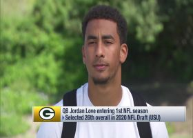 Jordan Love on being drafted by Packers: I want to 'prove myself'