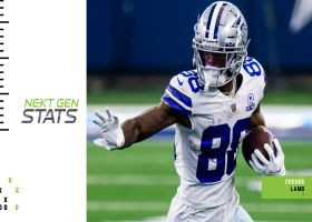 Next Gen Stats: How three rookie WRs led their teams to victory in Week 5