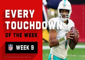 Every touchdown of the week | Week 9