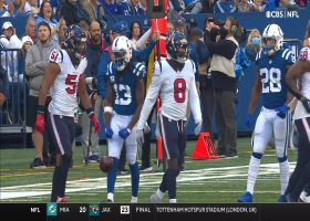 T.Y. Hilton's first catch of 2021 moves chains for Colts