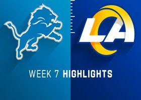Lions vs. Rams highlights | Week 7