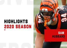 Sam Hubbard highlights | 2020 season