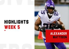 Alexander Mattison's best plays from 'SNF' | Week 5