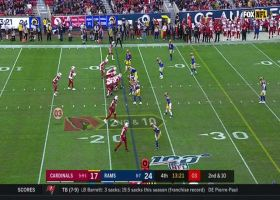 Kenyan Drake weaves into Rams' secondary for 24-yard run