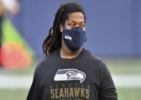 Pelissero: 'Snacks' Harrison wants to leave Seattle; 'Hawks to grant request