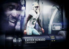 'Top 100 Players of 2021': Xavien Howard | No. 17
