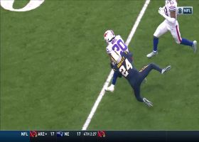 Zack Moss' spin move at line helps set up 31-yard rush