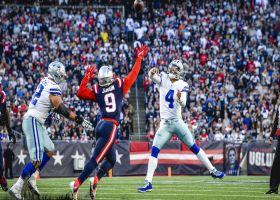 Rapoport: Dak Prescott in walking boot after Week 6 game vs. Patriots