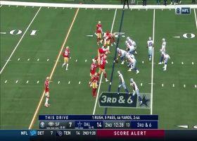Arik Armstead leads 49ers ambush for 9-yard sack on Andy Dalton