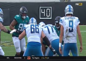Joe Schobert gives Jags life with tipped INT