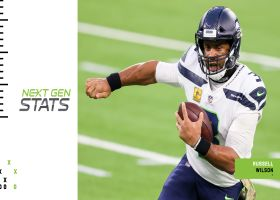 Next Gen Stats: How the Rams clamped down on Russell Wilson