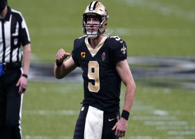 Billick: Why Saints made right call to stick with Brees over Hill vs. Chiefs