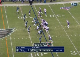 Ronald Darby sniffs out Pats' trick play for key PBU